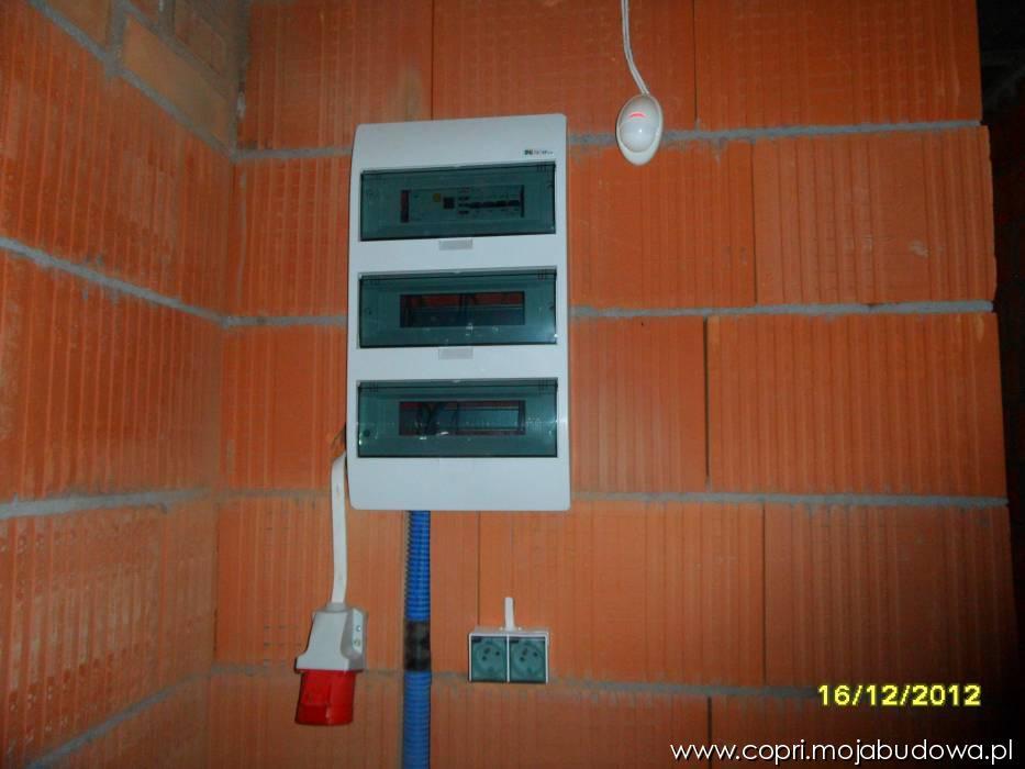 Mojabudowapl Wpis Instalacje Elektryczne